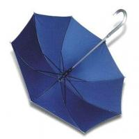 Buy cheap Straight Umbrella with Aluminum Crook Handle and Shaft from wholesalers