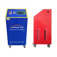 Buy cheap Atf Oil Change Machine Exchange In A Short Time 150W Power Red Blue Color from wholesalers