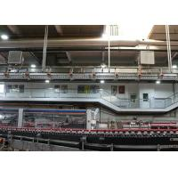 Buy cheap Industrial High Bay Led Shop Lights 100W Efficiency 140LM/W IP66 Aluminium Alloy Material from wholesalers