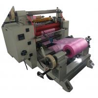 pvc film slitter rewinder machine