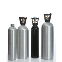 China Aluminum alloy Industrial Gas Cylinders CO2 Storage Tanks for Beverage Machines on sale