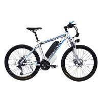 Buy cheap 5 Shifts 26 Inch Electric Bicycle 350w 35 KM/H High Sensitivity Long Service Life from wholesalers