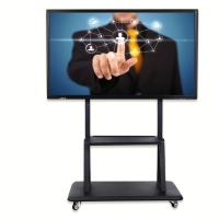 Buy cheap Advertising Large Screen Interactive Blackboard Conference Touch Screen Board from wholesalers