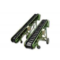 Buy cheap Height Adjustable Belt Conveyor Movable Model For Fertilizer Coal Plant from wholesalers