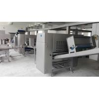Buy cheap Industrial Project Pita Bread Line , Customized Pita Bread Machinery With Turnkey Solution from wholesalers