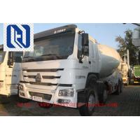 Buy cheap 6x4 HOWO 9m3 10M3 Concrete Mixer Truck With Closely Hydraulic System from wholesalers