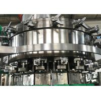 Buy cheap High Filling Precision Carbonated Drink Bottling Machine15000 Bottles /  Hour from wholesalers