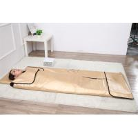 Wholesale 3 Zone Far Infrared Blanket / Body Wrap Blanket For Detox And Slimming from china suppliers