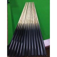Buy cheap Handmade One Piece High Quality Ebony Billiard Snooker Cue with Extension from wholesalers