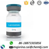 Buy cheap Lanreotide Raw Material Human Growth Hormone Powder CAS 108736-35-2 from wholesalers