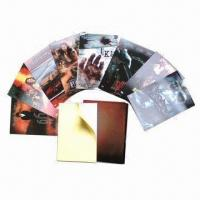 Wholesale 3D Lenticular Cards, Wonderful 3D Depth Designs, Fresh, Clear, Different Colors are Available from china suppliers
