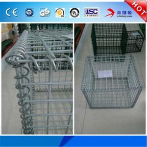China ISO Quality Best Price Welded Gabion Box