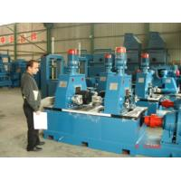 Buy cheap Steel Hydraulic Straightening Machine With 6-40mm Flange Thickness from wholesalers