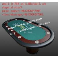 Texas hold'em table for Blackjack / professional customization / factory directly selling/ poker table / Baccarat table Manufactures
