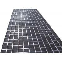 China Mezzanine Floors Press Locked Bar Grating , Walkways Pressure Locked Steel Grating on sale