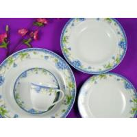 Buy cheap 20pcs porcelain dinner set from wholesalers