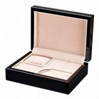 Buy cheap 2012 Wooden Packaging Gift Box, Measures 260x185x50mm from wholesalers