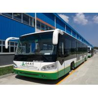 Wholesale Durable Low Floor Buses high capcity standard 14 seats diesel engine from china suppliers