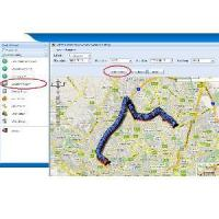 Buy cheap Tracking Software for GPS Fleet Management from wholesalers