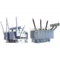 Buy cheap 50hz Frequency Oil Immersed Distribution Transformer No Load Voltage Regulation from wholesalers