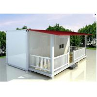 Buy cheap Economical EPS Neopor flat pack prefab modular house with Bathroom from wholesalers