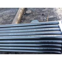 Buy cheap Seamless / Welded Ferritic Alloy Steel Pipe ASTM A335 P5 P9 P11 BE / PE End from wholesalers