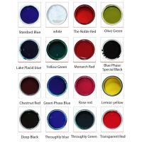 Buy cheap Rust Resistant Metallic Auto Paint Colors , Durable Auto Body Repair Filler from wholesalers