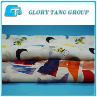 Buy cheap New design100% polyester custom printed chiffon fabric for clothing from wholesalers