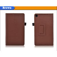 Buy cheap Lichi Pattern Google Nexus Tablet Leather Cases For 2nd Generation from wholesalers