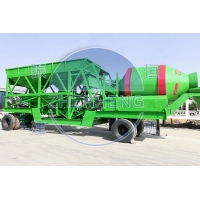 Buy cheap Work Method Statement Erection Of YHZM20 Mobile Concrete Mixer from wholesalers