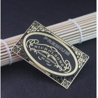 Wholesale Factory Price Fashion Metal Business Card for Promotion from china suppliers