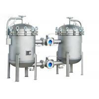 Buy cheap V Clamp Hinged SS Micron Filter Housing Size Customized For Water Treatment from wholesalers