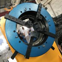 Wholesale 3 Jaw 4 Jaw Type Self Centering Positioner Chuck Welding Long Life from china suppliers