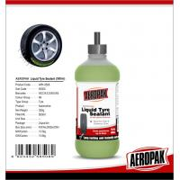 Buy cheap Organic Polymer Rubber Tire Repair Liquid Waterproof 500ml For Motorcycle from wholesalers