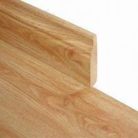 Buy cheap Wearable MDF Skirting Boards, Same Color of your Laminate Floor from wholesalers