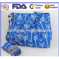 Buy cheap Hot selling Promotional Diaper Bag with Pockets Printed Canvas Material from wholesalers