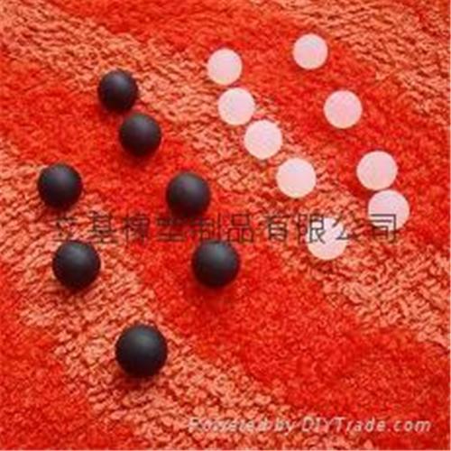 Buy cheap Rubber ball, Silicone rubber ball, NBR Rubber ball, Rubber ball Manufacturers from wholesalers