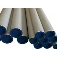 China UNS S43035 AISI Type 439 Stainless Steel Seamless Pipe 6096mm Length BWG18 - BWG12 on sale