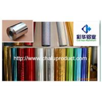Buy cheap Packing aluminum foil (colored) from wholesalers