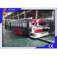 Buy cheap Vacuum Transfer FFG Automatic Printer Slotter Die Cutter Gluer Inline Bottom Printing from wholesalers