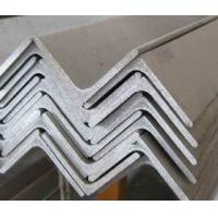 COld Rolled Stainless Steel Angle Bar 420 With 2B Surface SS Angle Bar Manufactures
