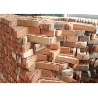 Buy cheap Acid - Resistant Red Quoin Corners Brick For Wall Decoration 230*110*50*22 from wholesalers