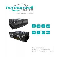 Buy cheap online security video professional recording in car 4ch SD Card MDVR from wholesalers