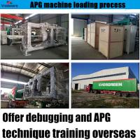 Buy cheap apg epoxy resin mould epoxy resin injection mould epoxy pressuring machine Automatic pressure gelation machine from wholesalers