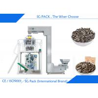 Buy cheap Sunflower Seeds Automatic Packing Machine Back Seal Bag SS304 Food Level Steel Packing from wholesalers