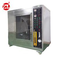 Wholesale Cable Burn Horizontal Universal Testing Machine , Vertical Horizontal Testing Machine from china suppliers