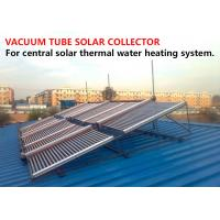 Wholesale Convenient Heat Pipe Evacuated Tube Solar Collectors Simple Installation from china suppliers