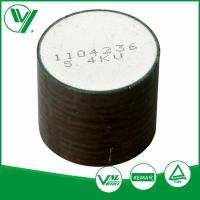Small Size Surge Protection Metal Oxide Varistor Lightning Protector MOA Resistor Disc Manufactures