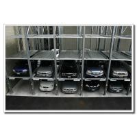Buy cheap 3200kg Heavy Duty 3 Floors Stacker Parking Lift Car Storage System Vertical Stacker from wholesalers