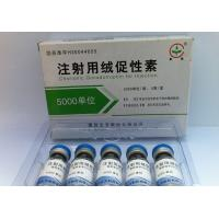 Buy cheap Safety Human Chorionic Gonadotropin For Injection Improved Heart from wholesalers
